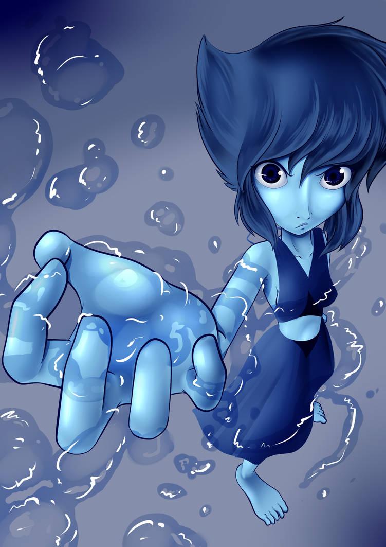 Water Witch by PixelboyMagazine