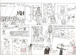 Comic Parodia Sephiroth's clan by arantitaCrazy4ever
