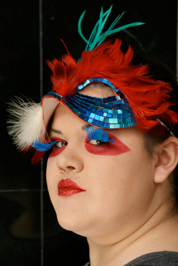 Masquerade Makeup by SamSunblock on DeviantArt