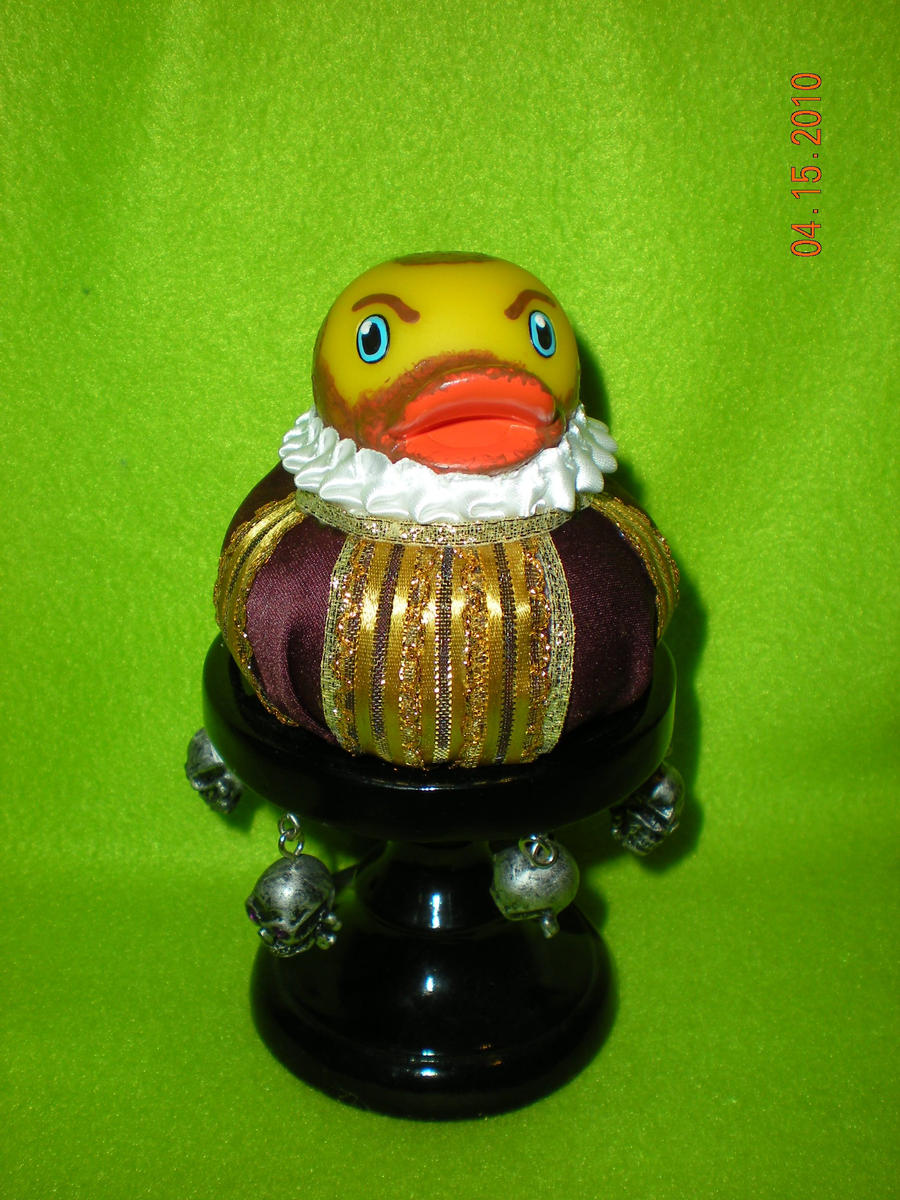 King Philip II of Spain Duck by Oriana-X-Myst