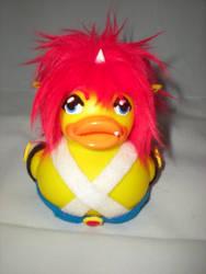 Yu Yu Hakusho Jin Rubber Duck