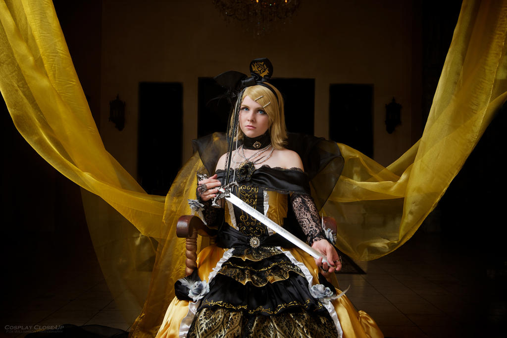Daughter of Evil by ValdaValsha