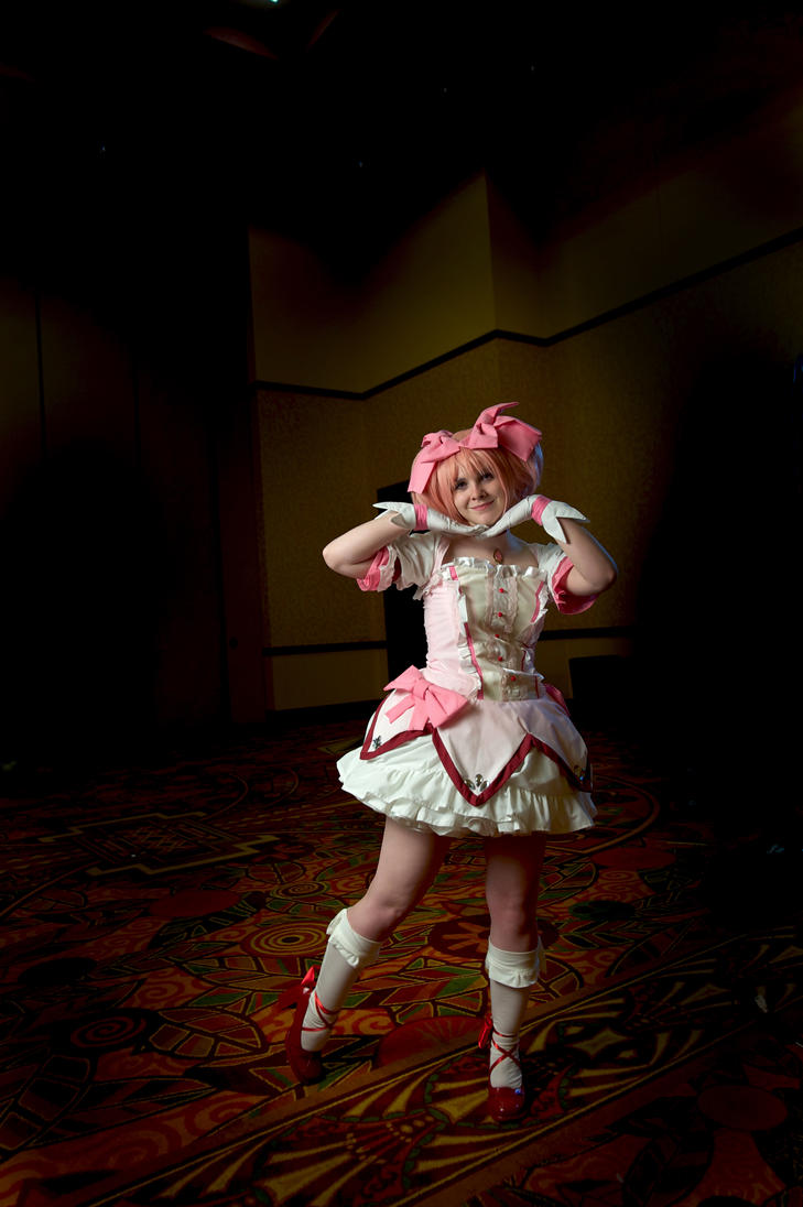 Madoka Magica: Always look forward to tomorrow by ValdaValsha
