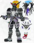 Agent Venom Jak by JayZeeTee16
