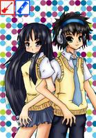 ...:::Max And Mio:::... by Max-Hiromeshi