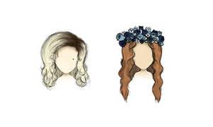 Marina and Lana by stoleyourdreams