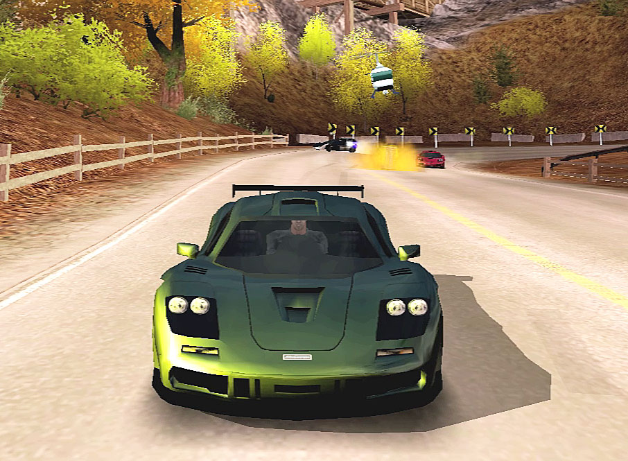 Need For Speed Hot Pursuit 2 Mclaren F1 Lm By Gamesfetch On Deviantart