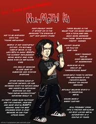 Metal 101- The Nu-Metal kid by LusoSkav