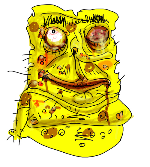 spengbab by LusoSkav on DeviantArt Yellow Spongebob