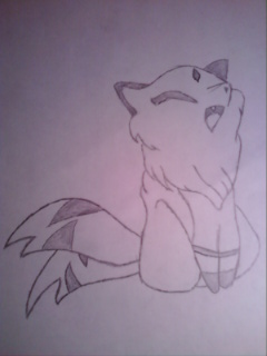 kirara 2nd draft but not last by krysscampo