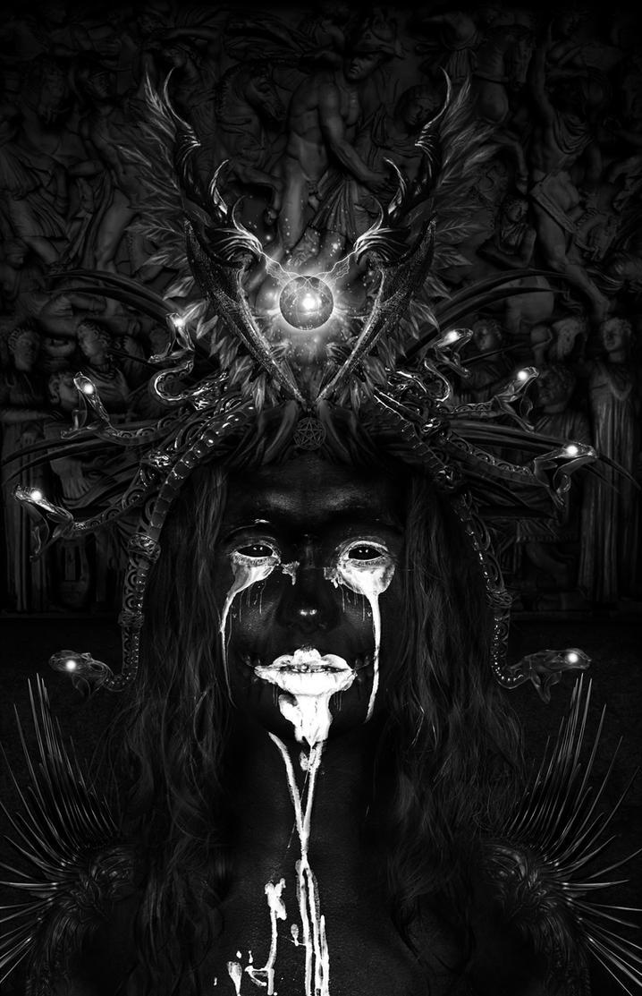 The Queen of Lies by TylerReitan