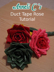 Duct Tape Tutorial Title by AnneliCyambl