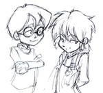 Code Lyoko doodel