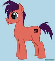 Randy Cunningham Pony by bishounenizer