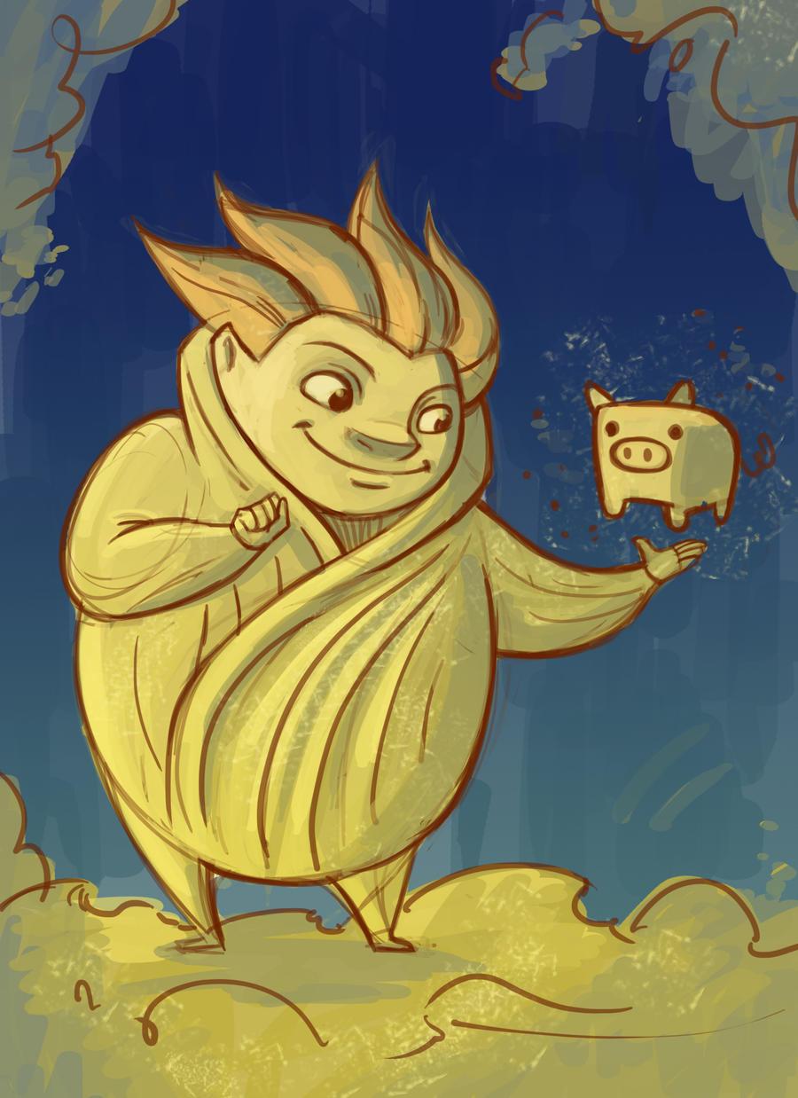 ROTG: Sandman by bishounenizer