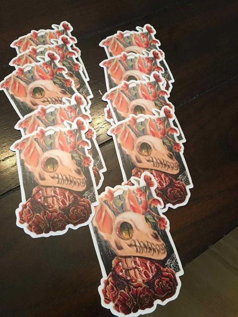 Stickers! by KingdomKeyX