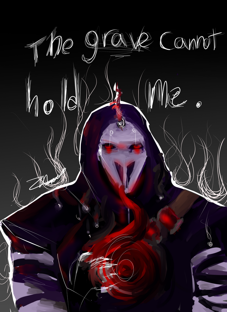 The Grave by KingdomKeyX