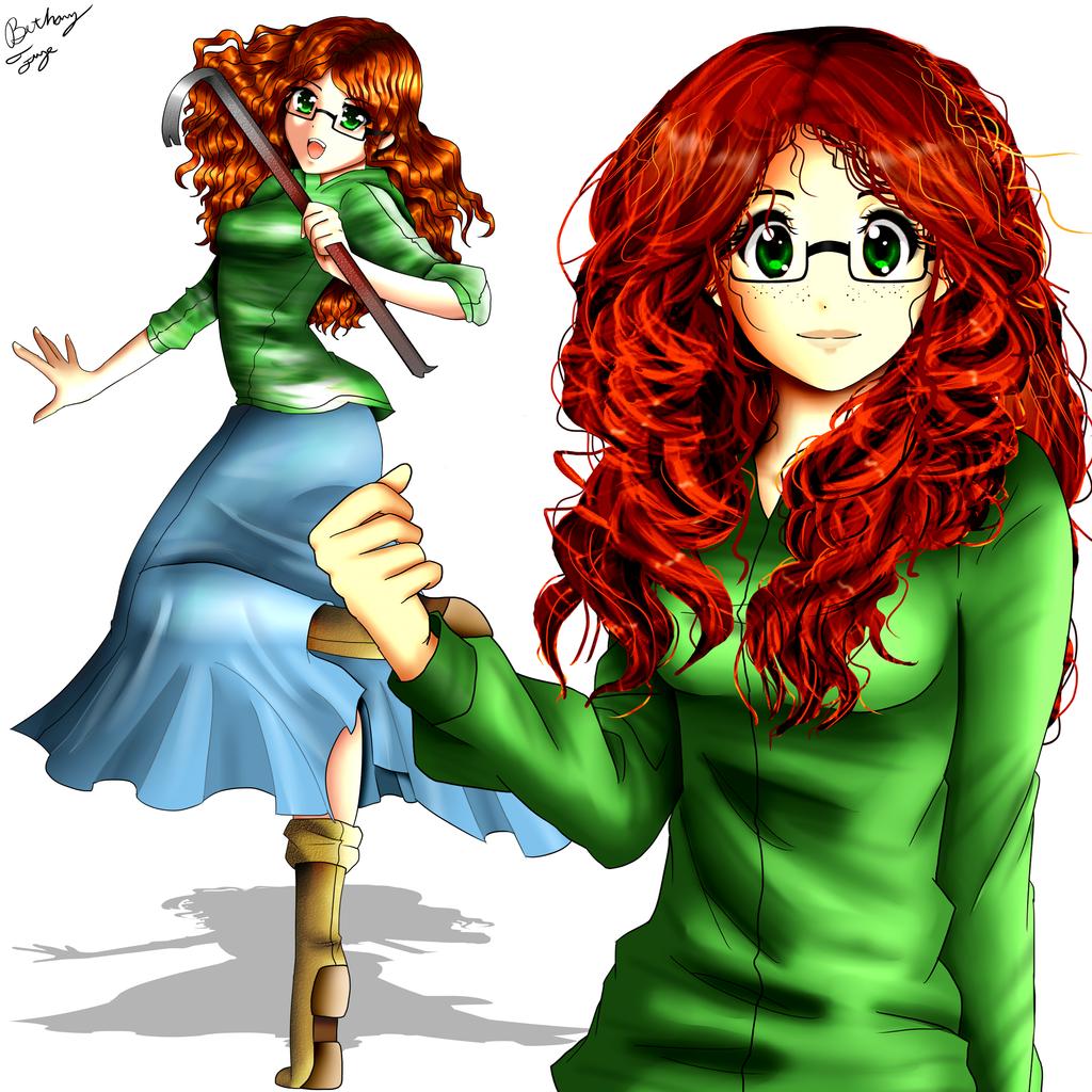 Anime Characters For Gmod : Deviantart venturian tale desktop wallpaper