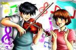 Seiji and Shizuku