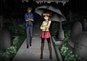 Full Moon wo Sagashite - Takuto and Mitsuki by FlyingPings