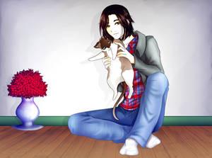 Thannatorn and Kenji