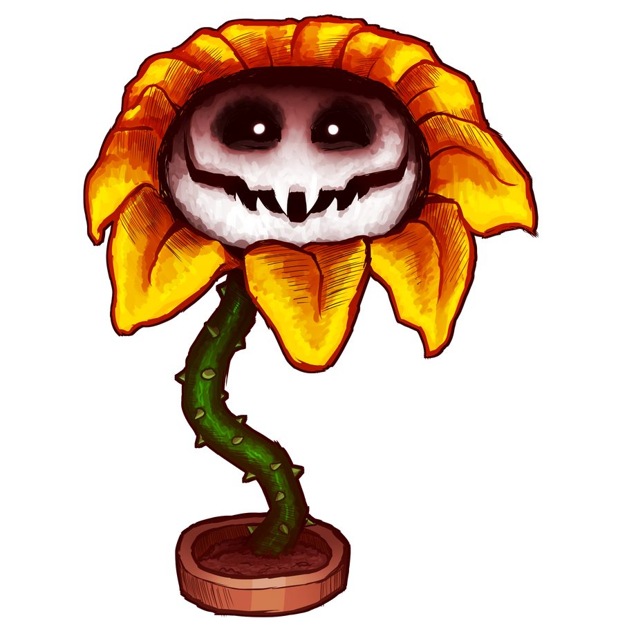 Flowey the Flower Flowey___undertale_by_flyingpings-dbkpiu6