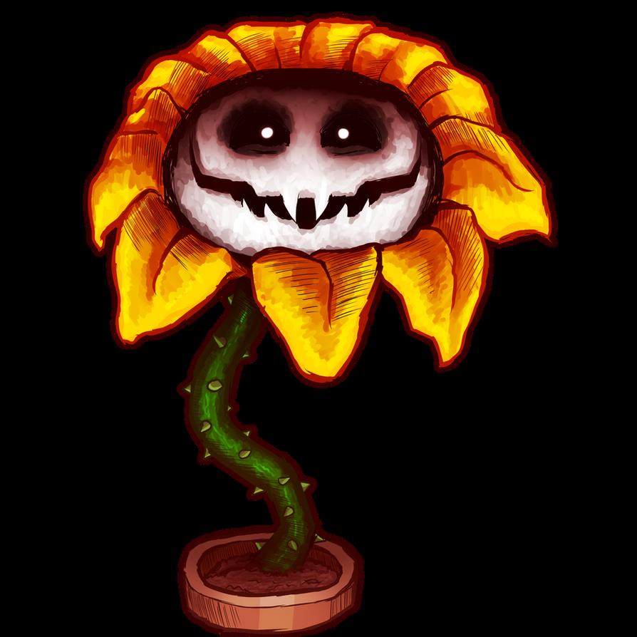 Flowey the Flower Flowey___undertale_by_flyingpings-dbkpiu6