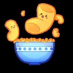 Don't Do Macaroni! - VenturianTale