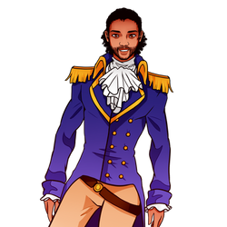 Lafayette - Hamilton an American Musical