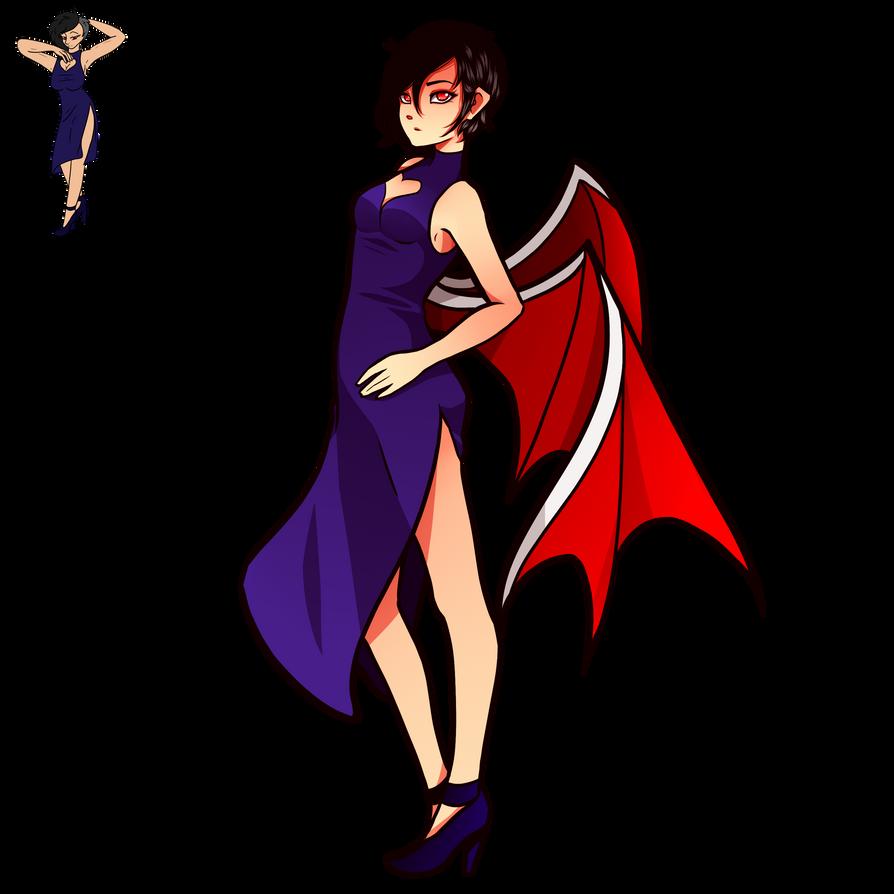 Mo-Fox (Lisha Marie) Commission by FlyingPings