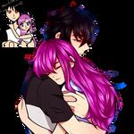 Ne0nNek0 (Kai and Zoe) RAFFLE WINNER