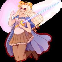 CrystalFlame (Celine) Commission