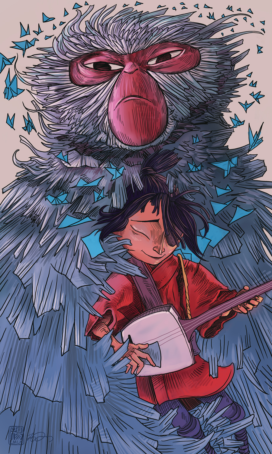 Image Result For Kubo Two Strings