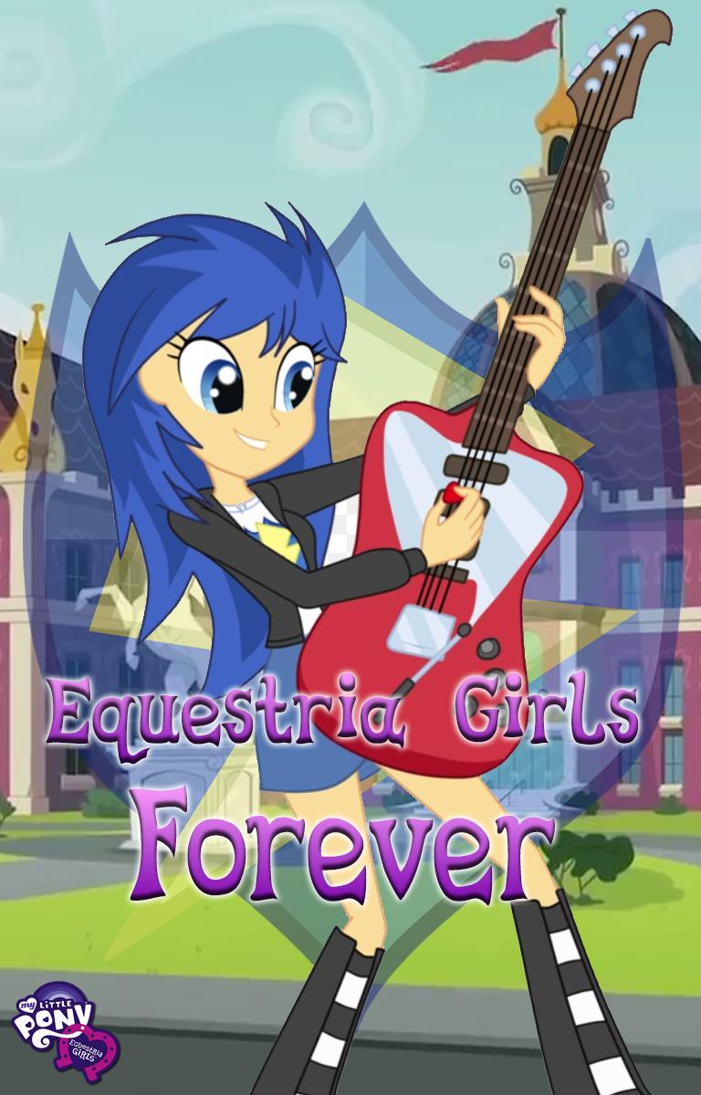 Equestria Girls Forever plantilla corregida by YisusGamer16