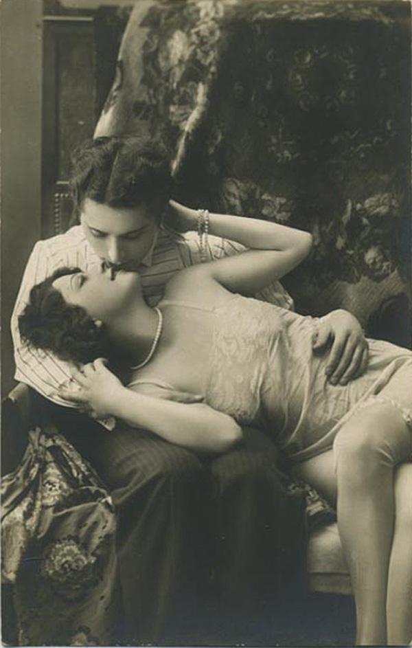 image Young german couple bedroom adventures
