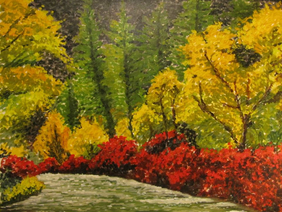 Impressionism Painting 2011-09-01 by Okie972