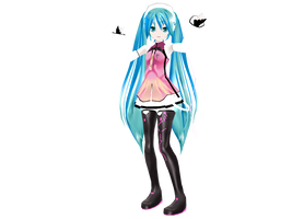 LAT starvoice miku dl by lemonyPV
