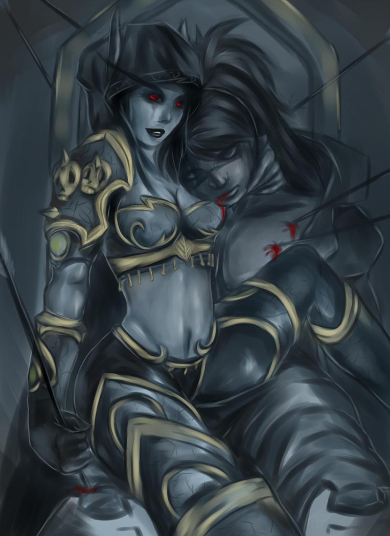 Warcraft porn silvana nude clip