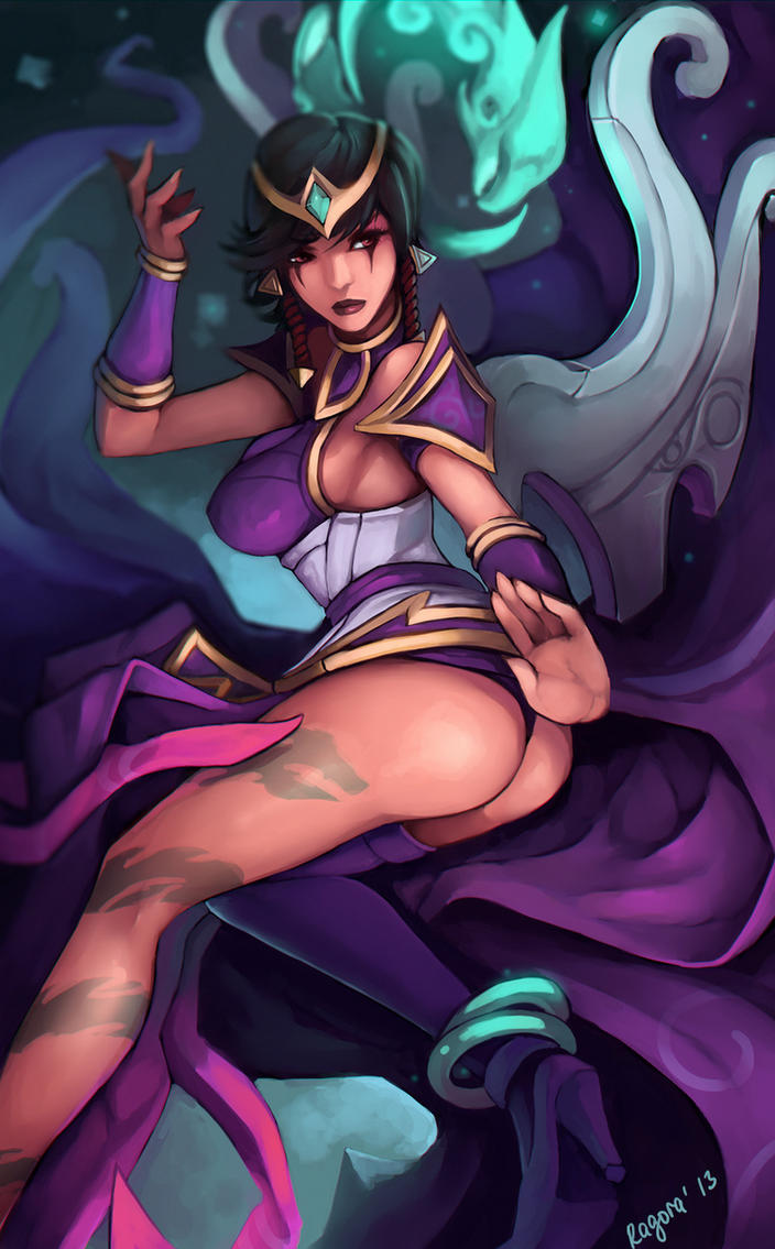 Naked league of legends fanfic hentai galleries
