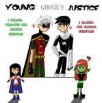 Young Ghostly Justice