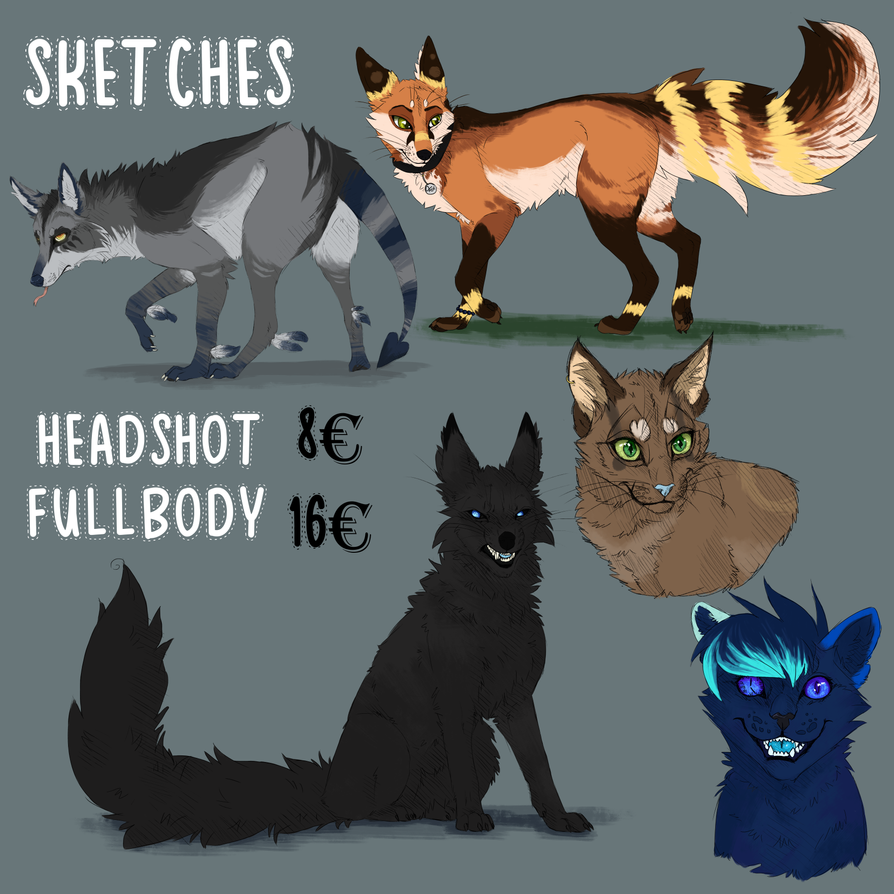 Pricesketches by Nat-4rts