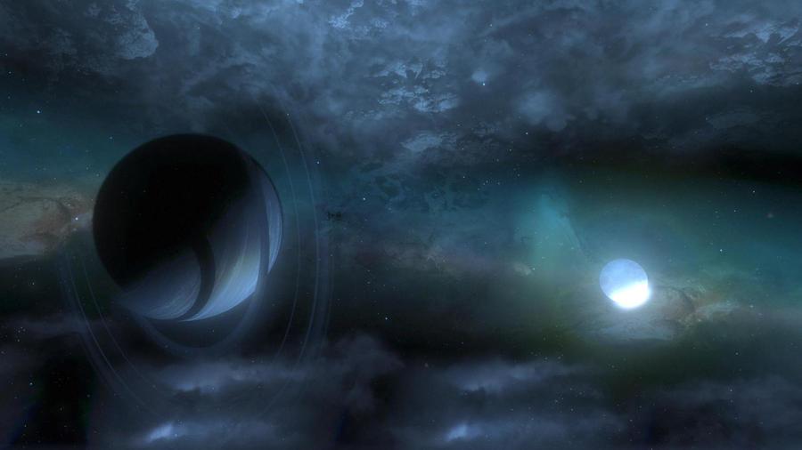 Reach:  Night Sky by SWHalo2