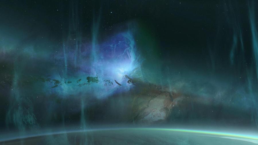 Reach:  Nebula by SWHalo2