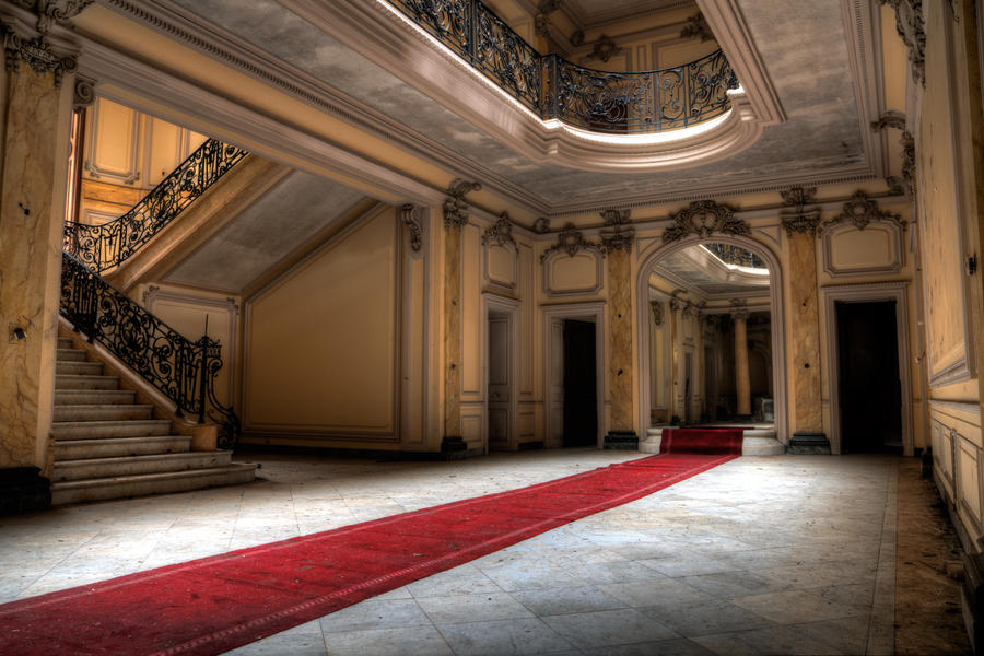 The red carpet by xMAXIx
