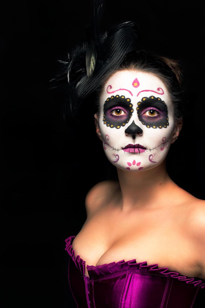 Dia de los Muertos by xMAXIx