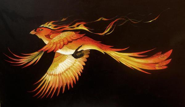 Phoenix by VictoriaMorris