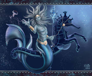 Poseidon by CarrieBest