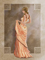 Peach by CarrieBest