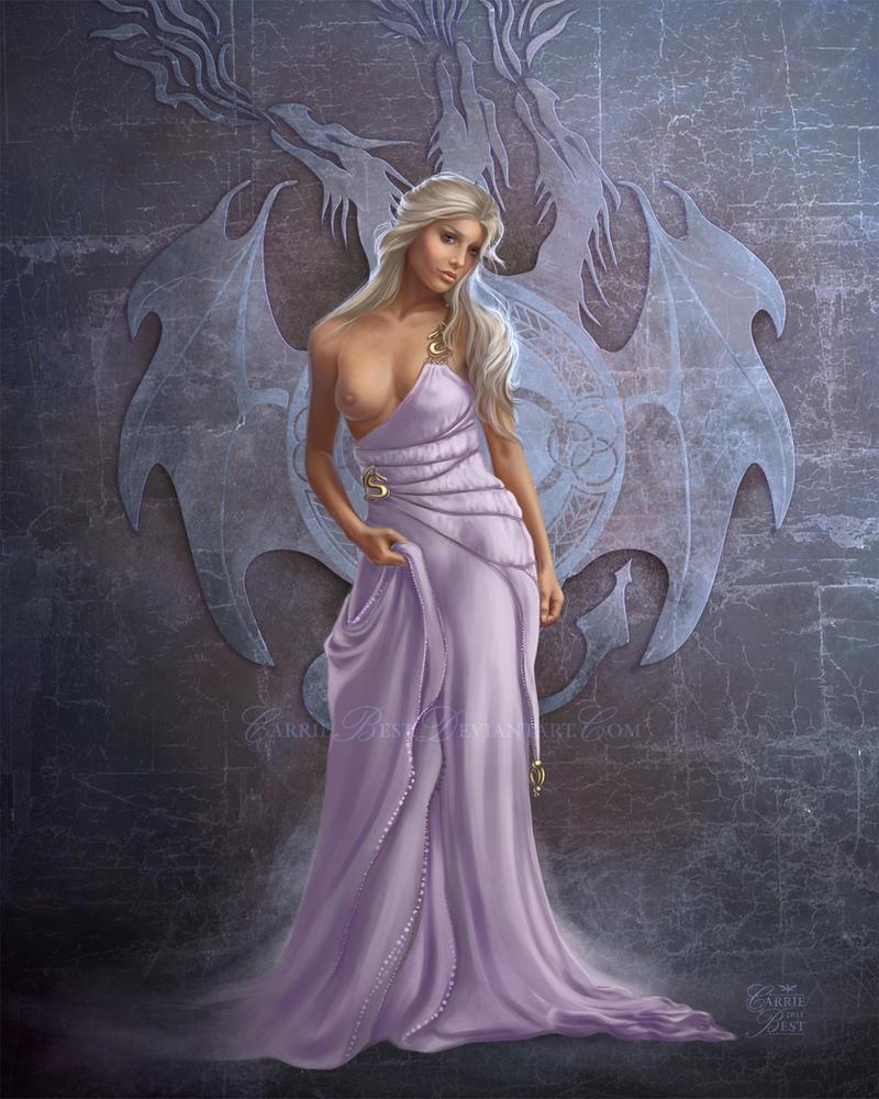 Daenerys by CarrieBest