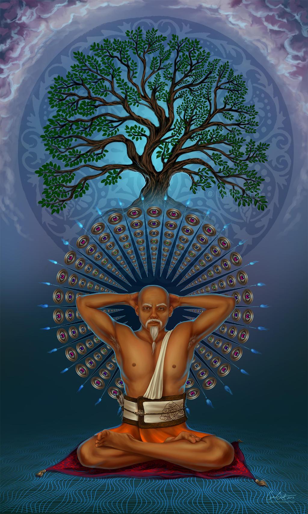 Meditation by CarrieBest on DeviantArt